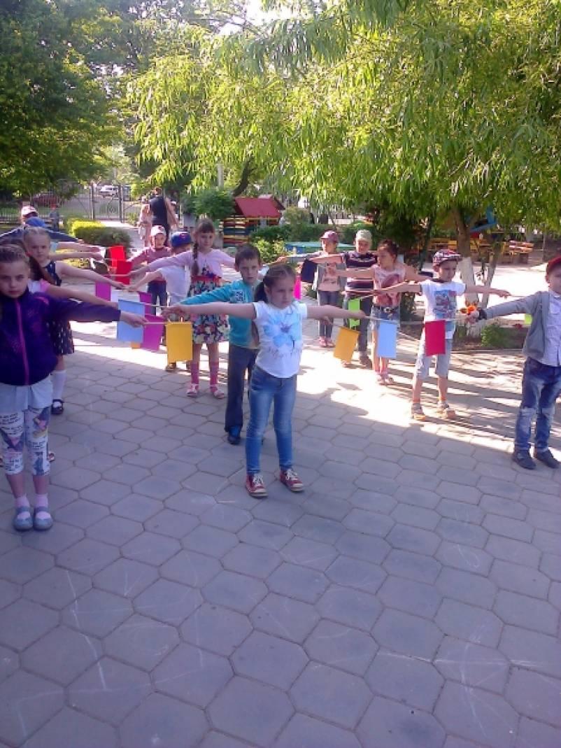 День профилактики сердечно-сосудистых заболеваний в детском саду №22 города Ейска
