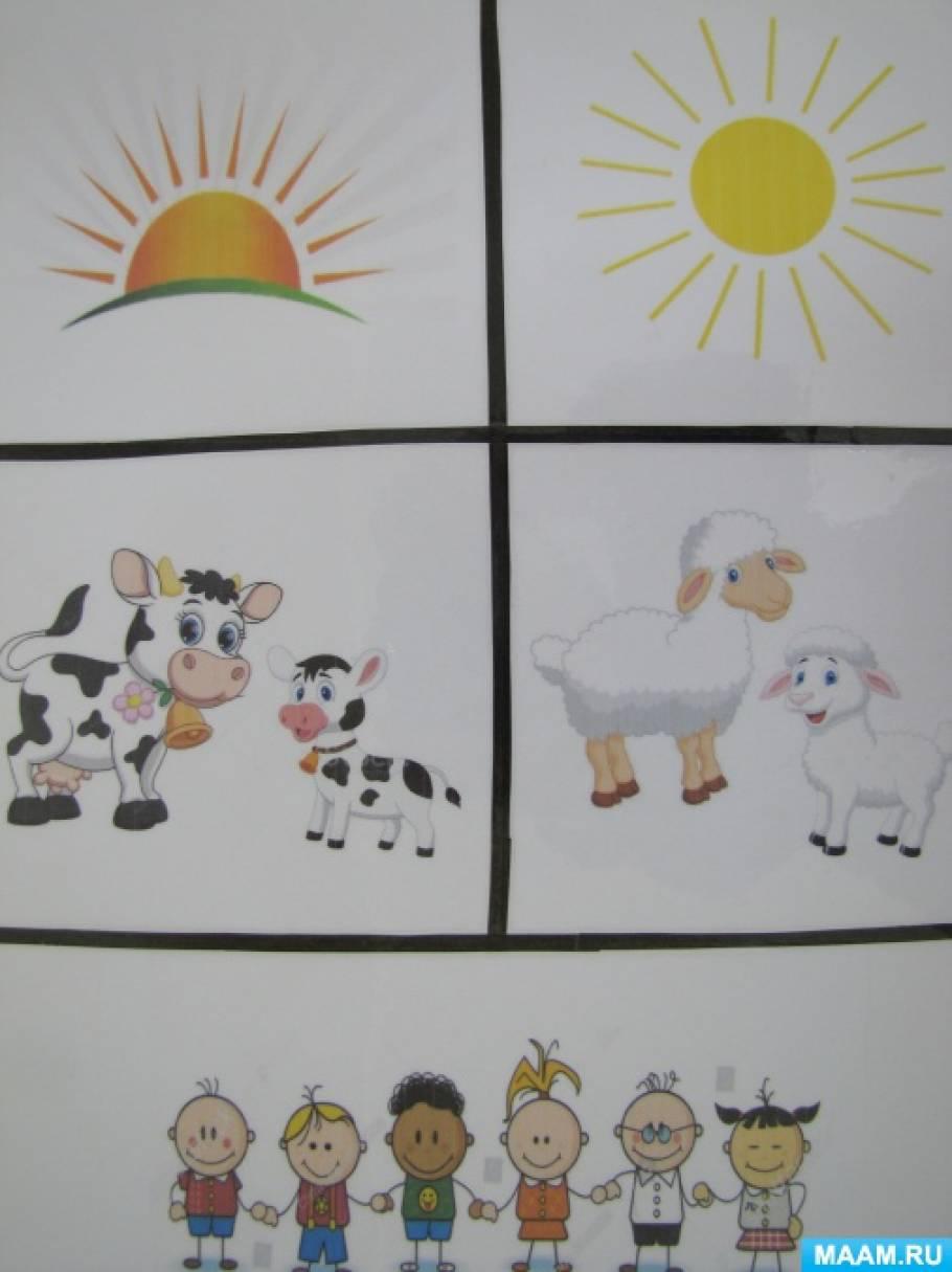 Мнемотаблицы для заучивания стихотворений для младшего дошкольного возраста (Часть 2)