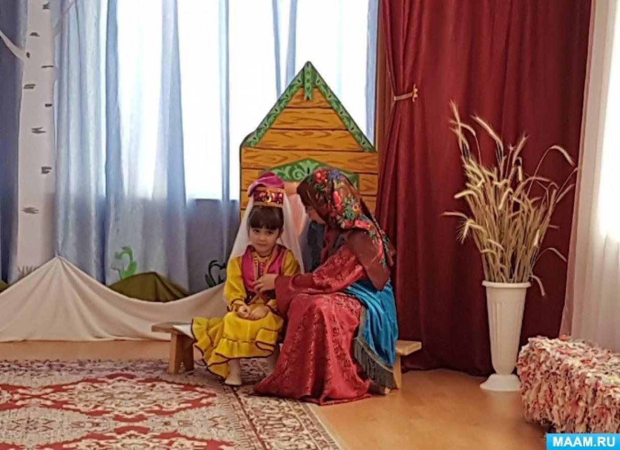 Фотоотчет о Празднике «Навруз встречаем, наряды обновляем»