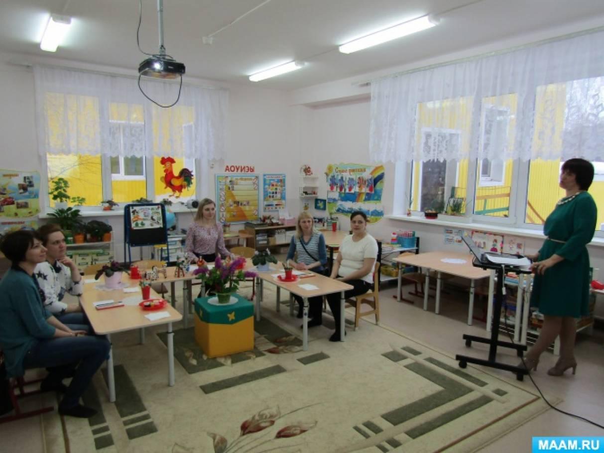 «Развитие творческих способностей у дошкольников средствами нетрадиционной техники рисования». Мастер-класс для родителей