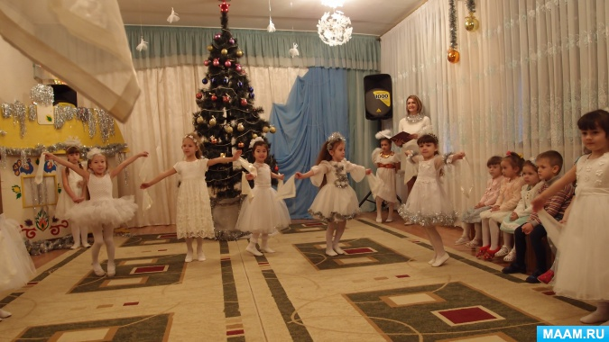 Сценарий праздника День Святого Николая