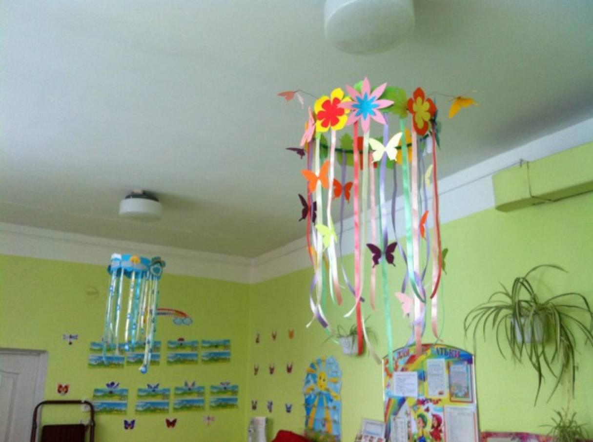 Интерьер детского сада своими руками фото 433
