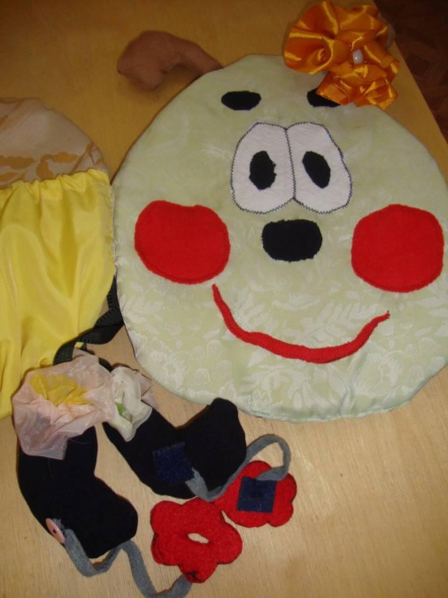 Уголок потерянных вещей в детском саду своими руками 14
