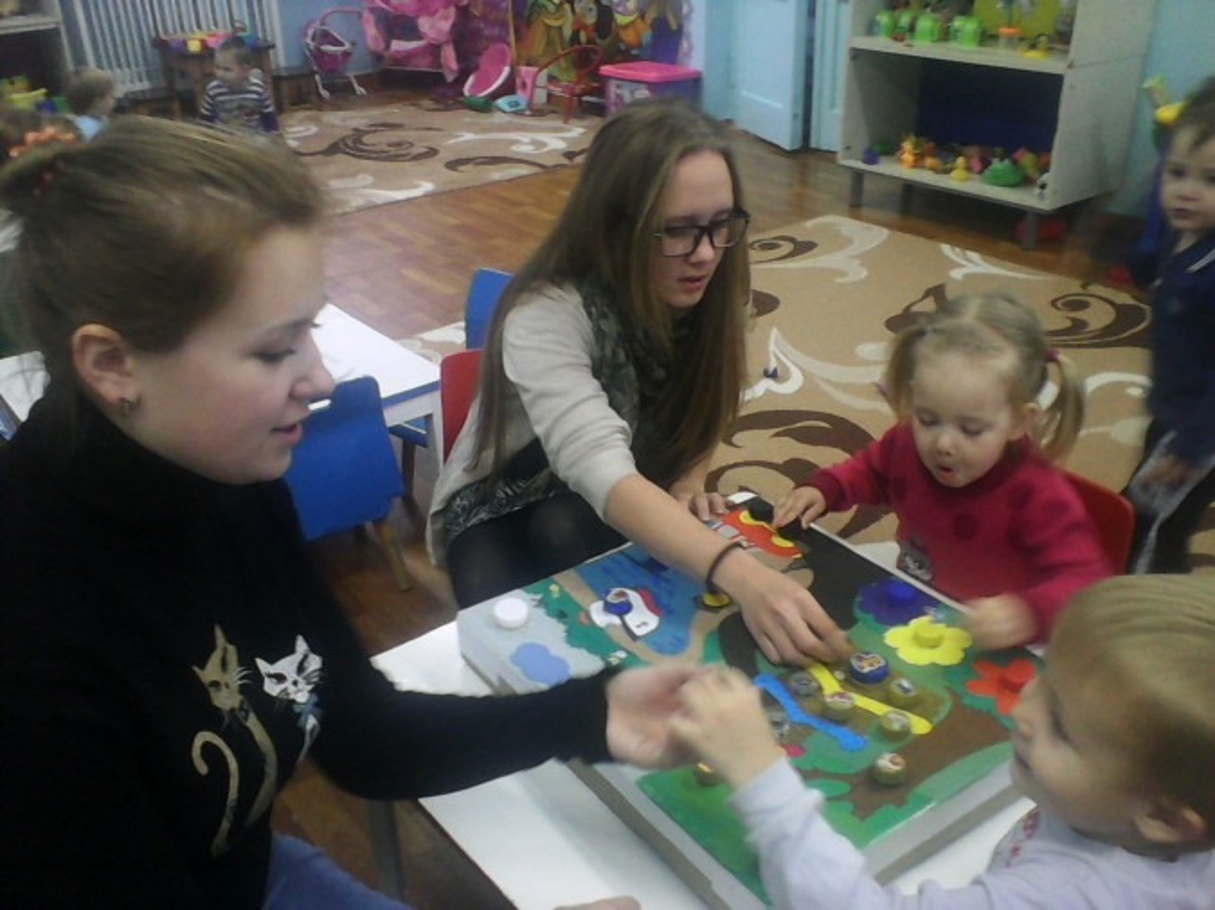 Проект детско родительских отношений Умные игры своими руками  Приложение 1