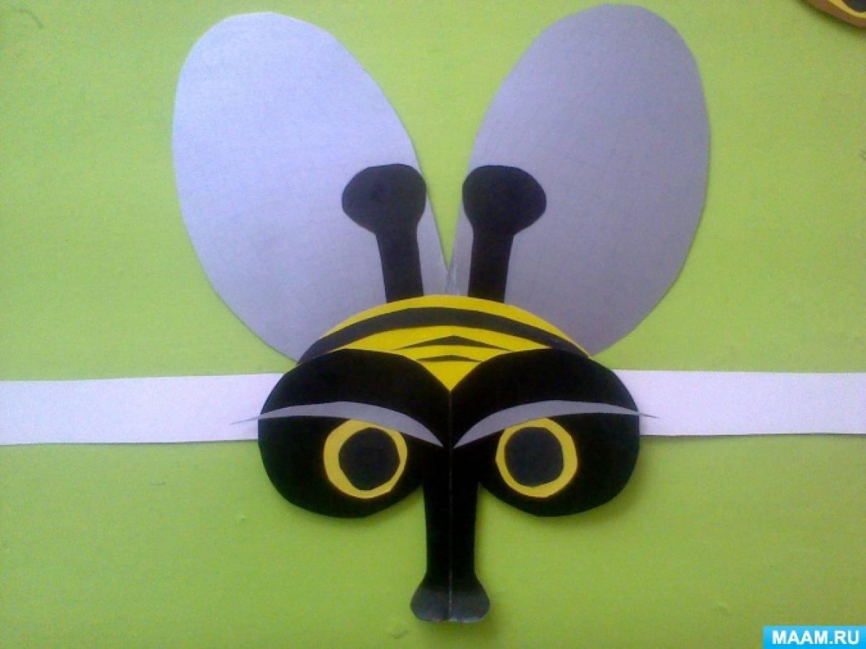Маска мухи цокотухи своими руками 127