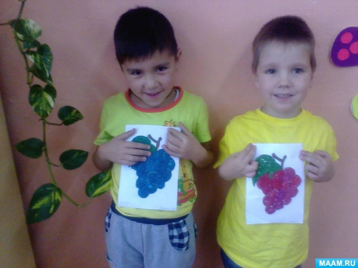 Кружковая работа по пластилинографии с детьми 5–6 лет. План работы на октябрь, ноябрь, декабрь 2017 года