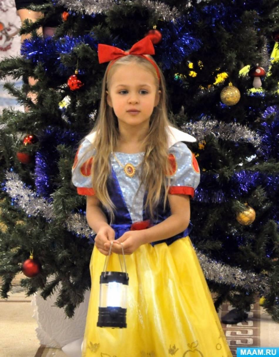 Фотоотчет о новогоднем праздник «Медвежонок Умка на новогодней ёлке»