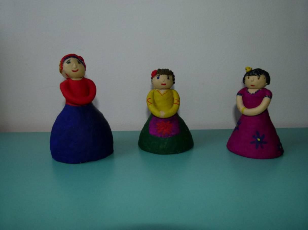 Куклы из пластиковых бутылок своими руками. Быстро и красиво