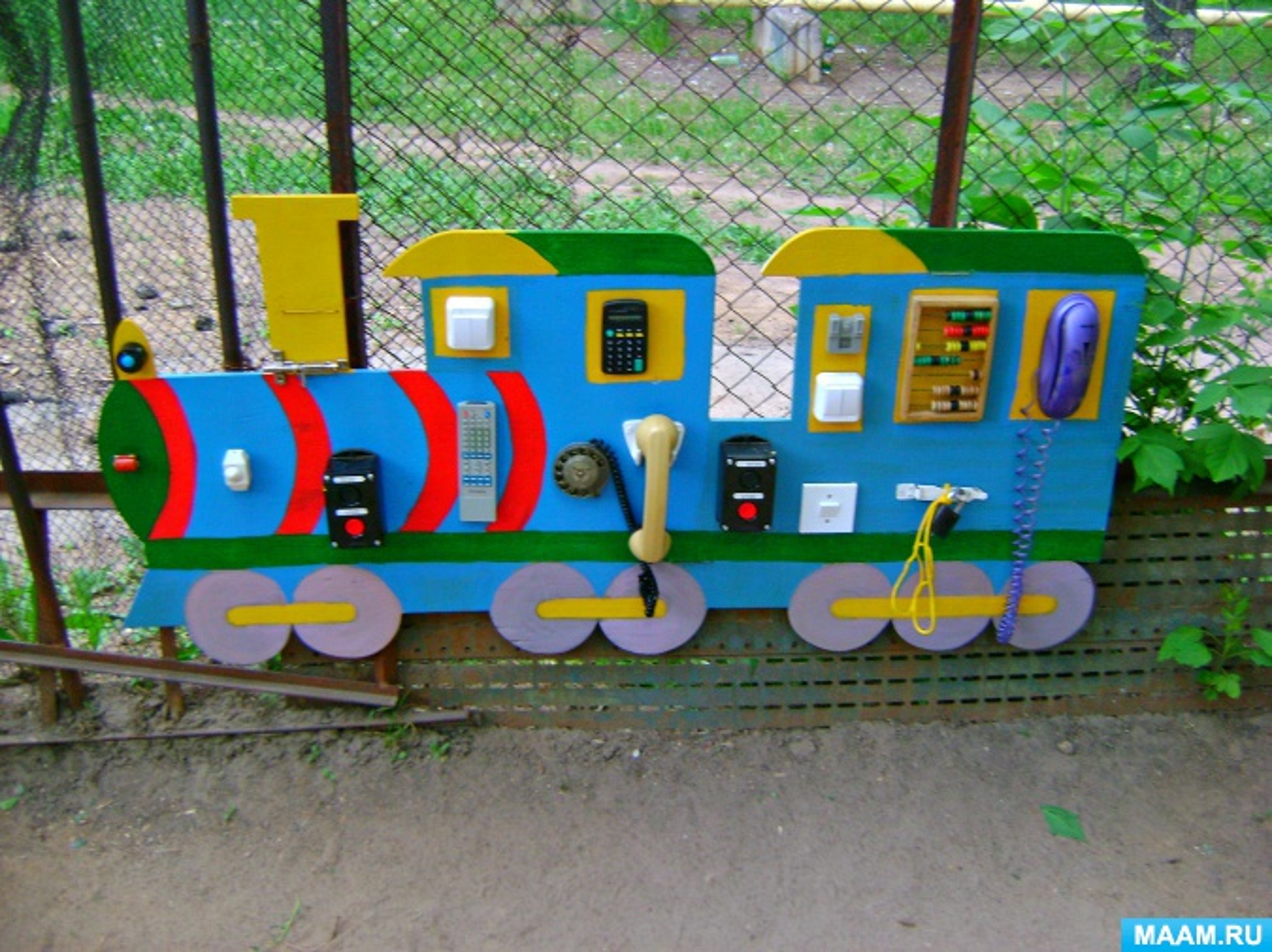 Оформление участка детского сада летом своими руками для малышей