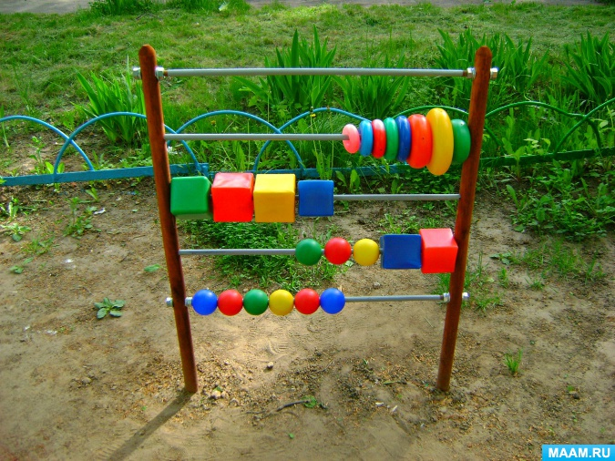 Идеи для участка в детском саду своими руками