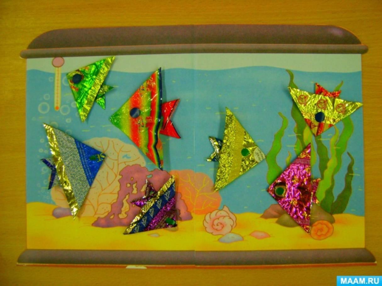 Поделки с использованием фантиков от конфет (часть 2)