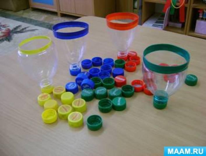 Дидактические игры на восприятие цвета