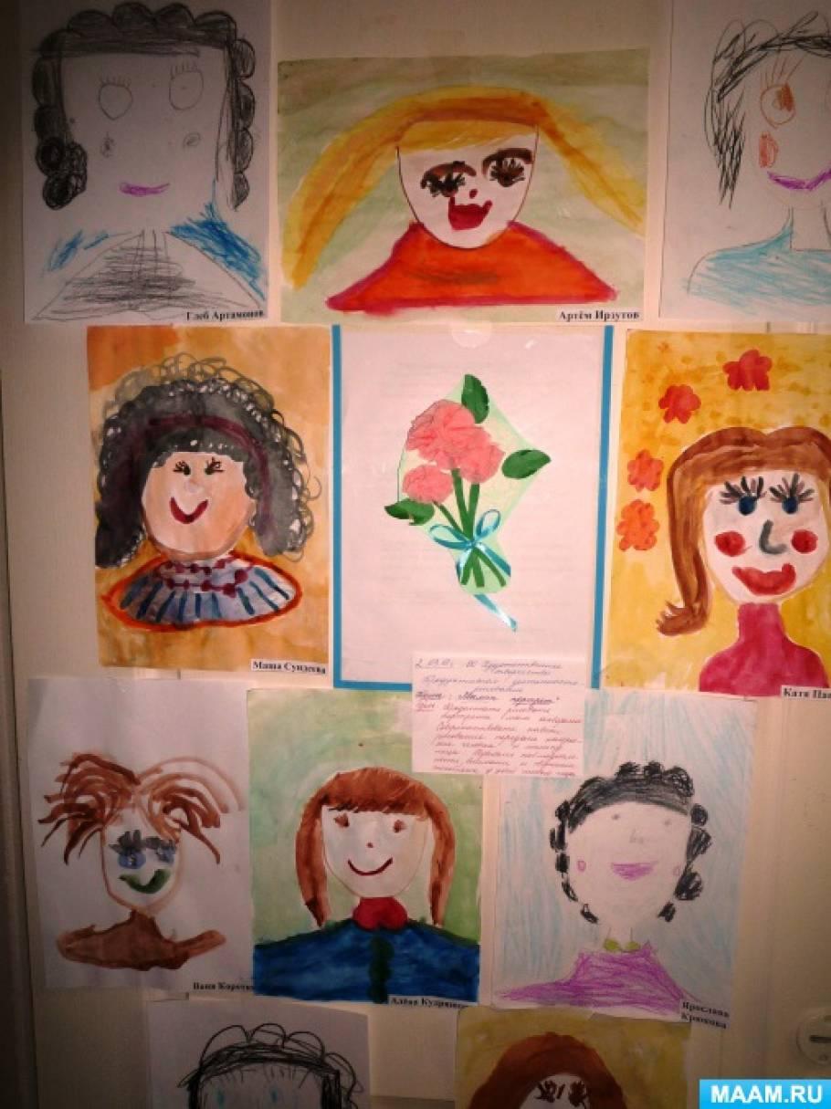 Реферат рисование как вид продуктивной деятельности дошкольников 8183