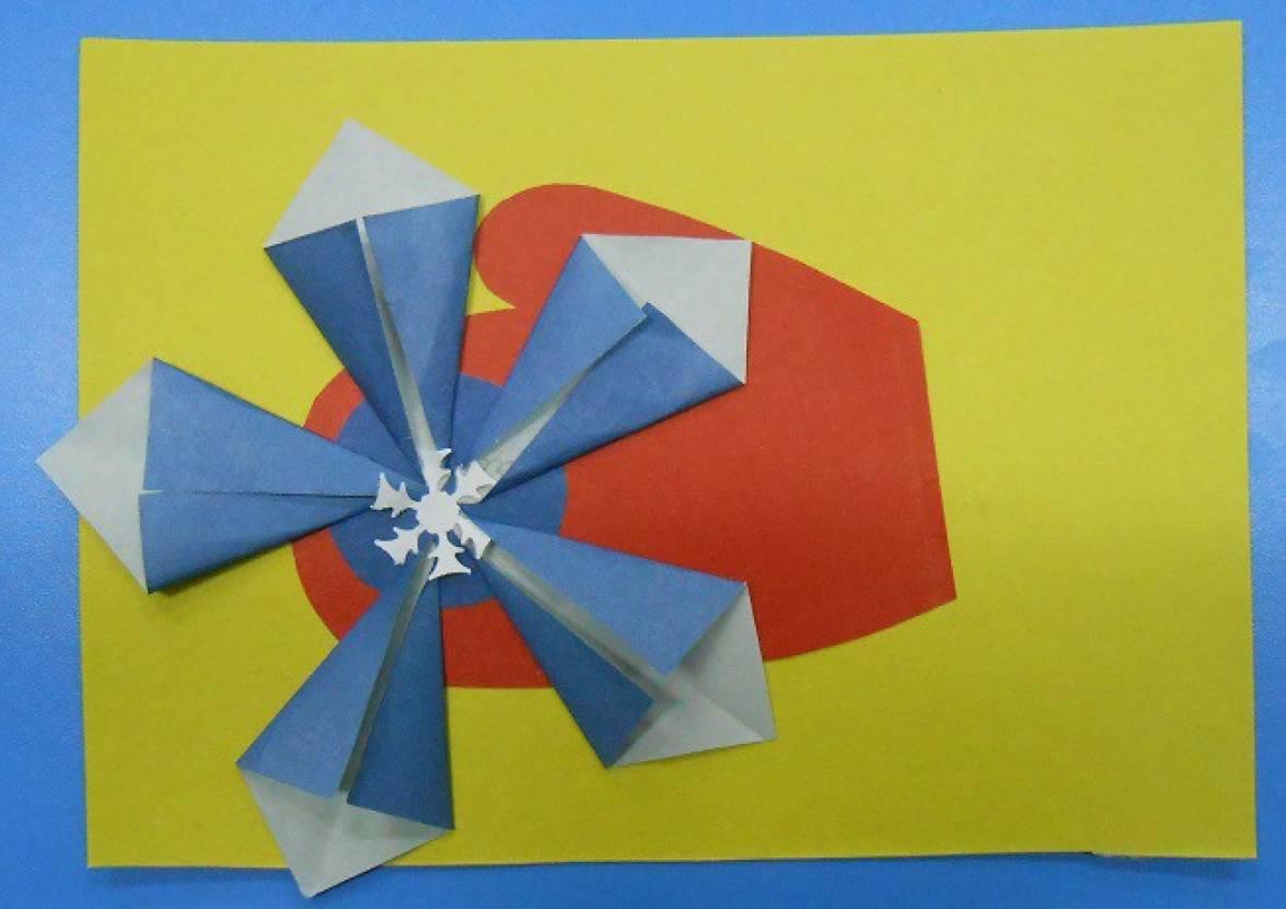 Программа кружка оригами Волшебный квадратик