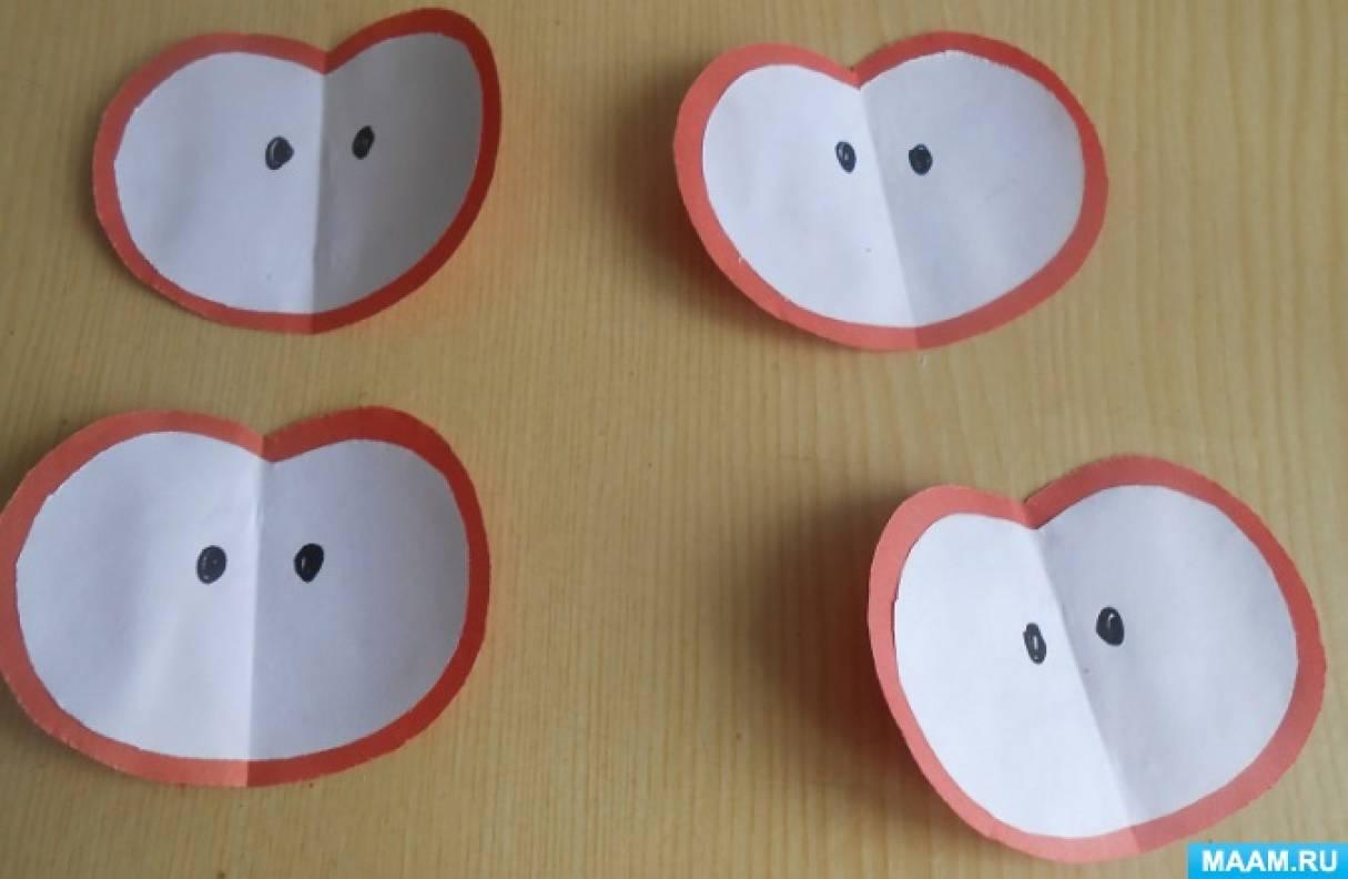 Идеи и примеры по изготовлению яблочек в технике квиллинг