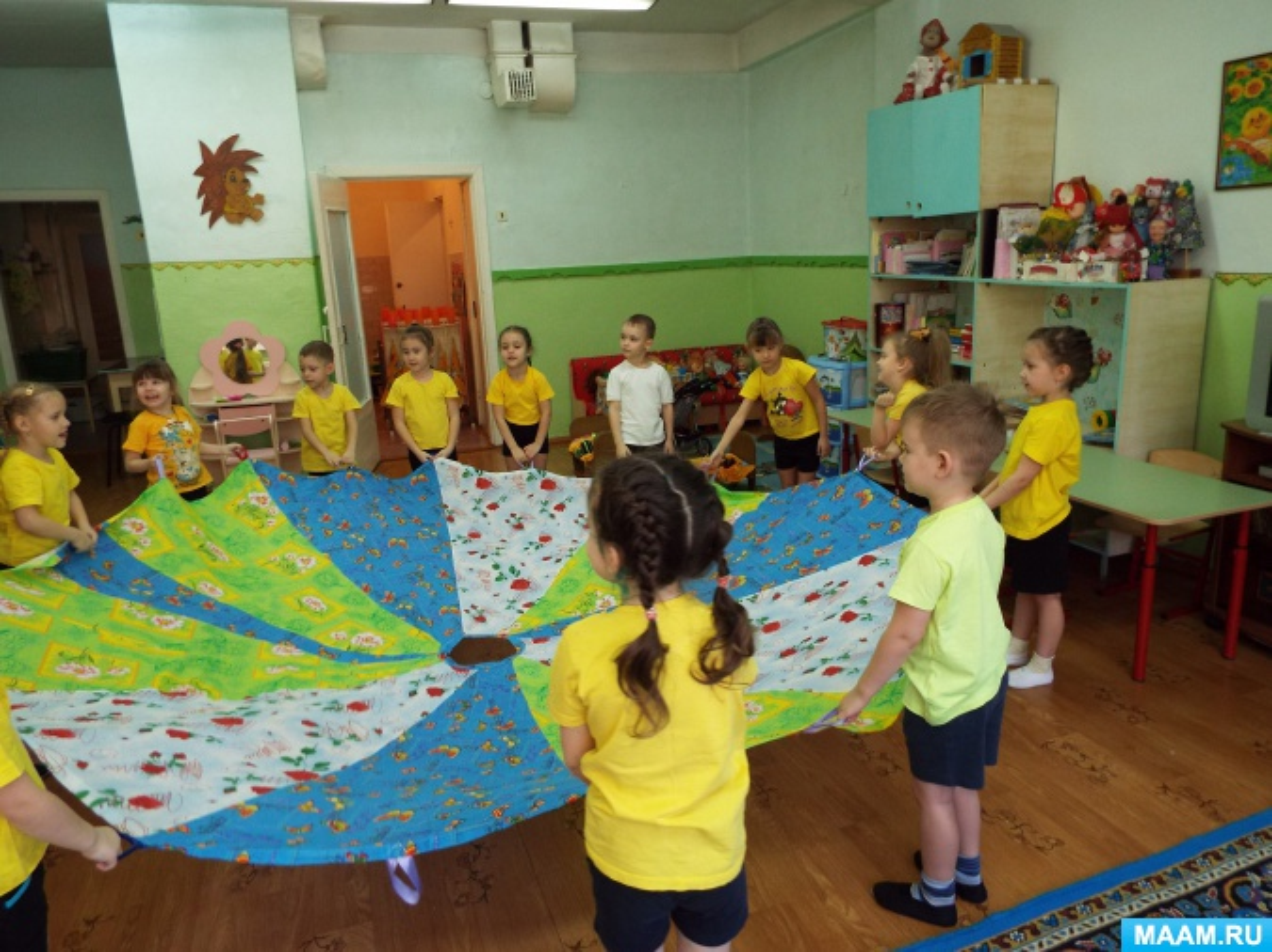 Консультация для воспитателей «Использование предметно-развивающей среды в образовательной области «Физическое развитие»
