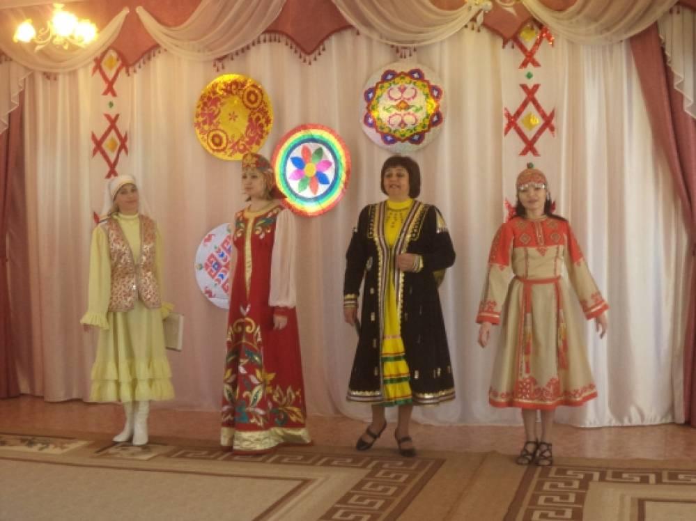 На празднике дружбы в селе бижбуляк