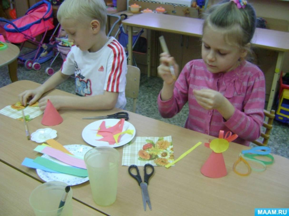 знакомство с архитектурой в детском саду