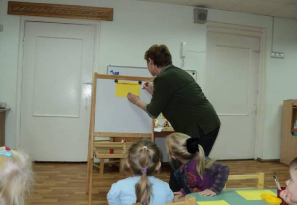 знакомство с филимоновской игрушкой в детском саду