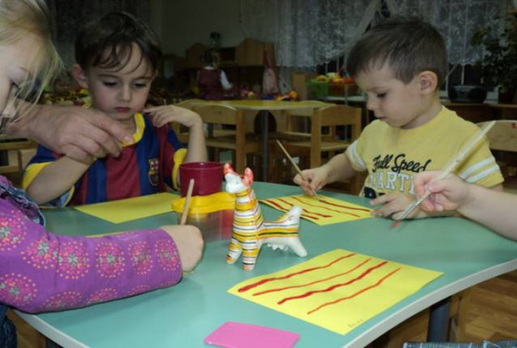 занятия по знакомству детей с творчеством и чарушеным