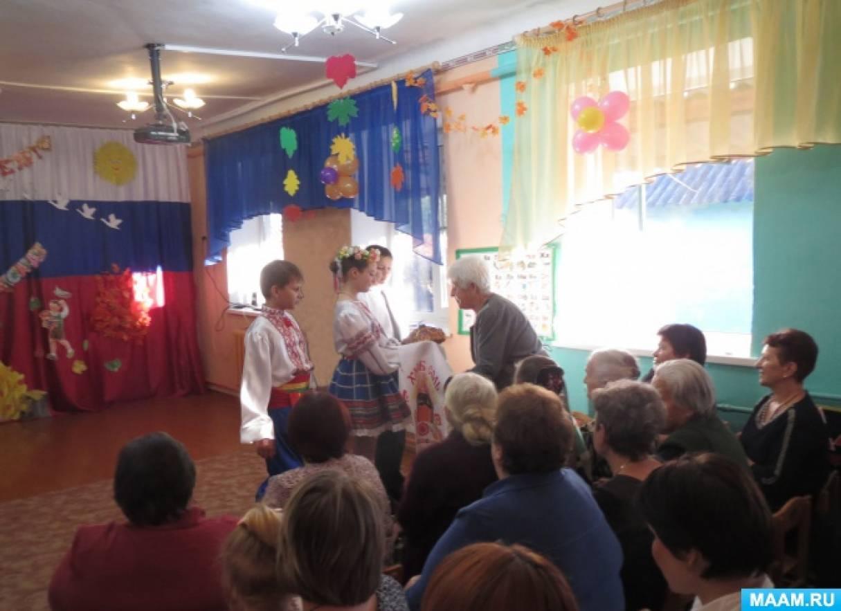 Празднование юбилея детского сада «Солнечный зайчик»