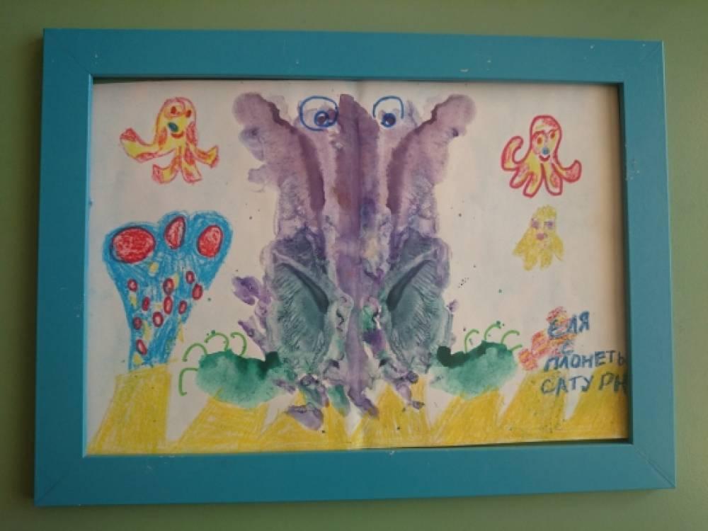 Нетрадиционные техники рисования в работе с дошкольниками