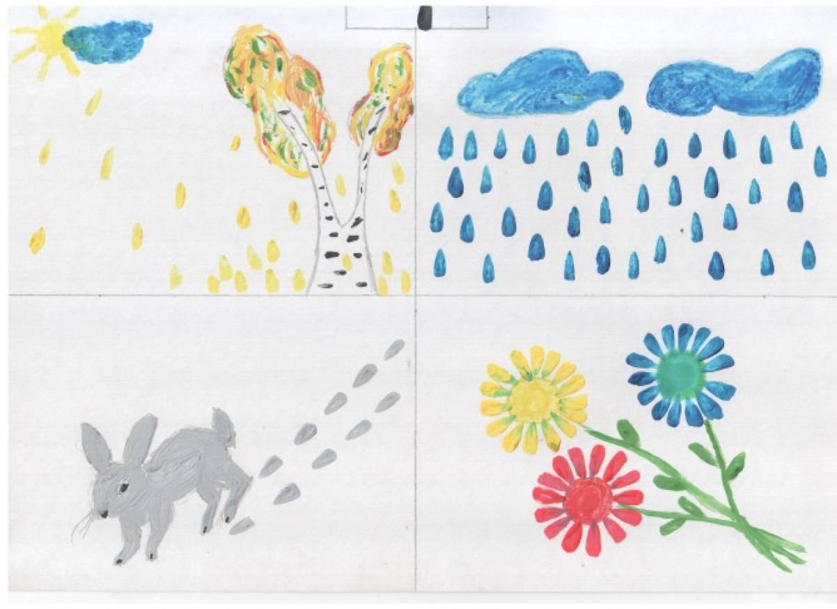 образцы по рисованию в старшей группе картинки его помощью комнате
