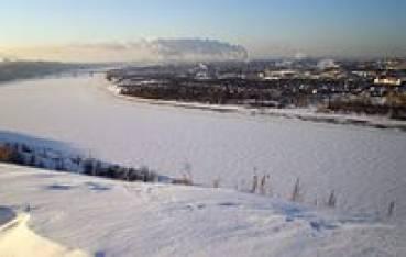 Экскурсия «Зимняя река». Занятие с детьми старшего дошкольного возраста