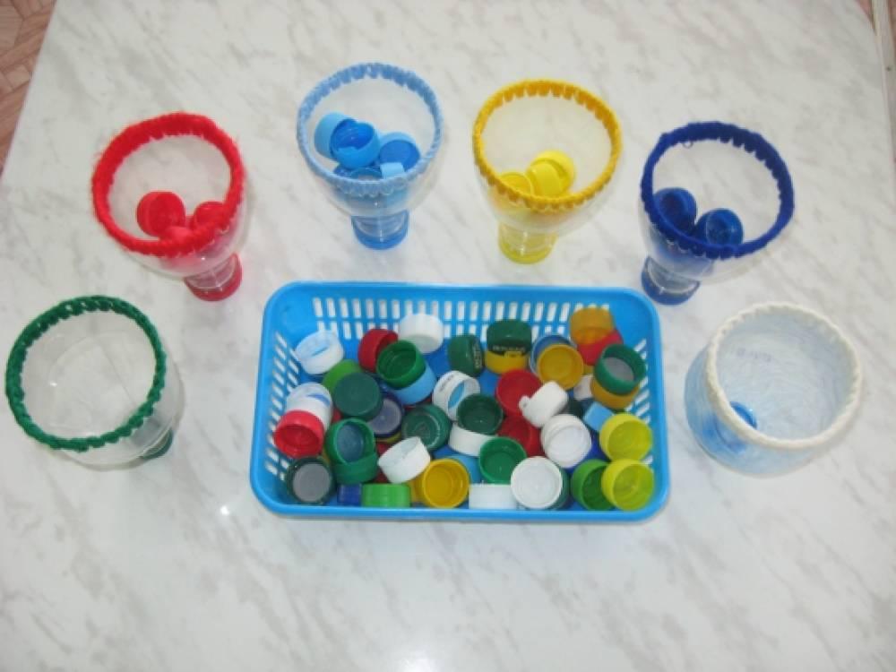 Игрушки для сенсорики своими руками