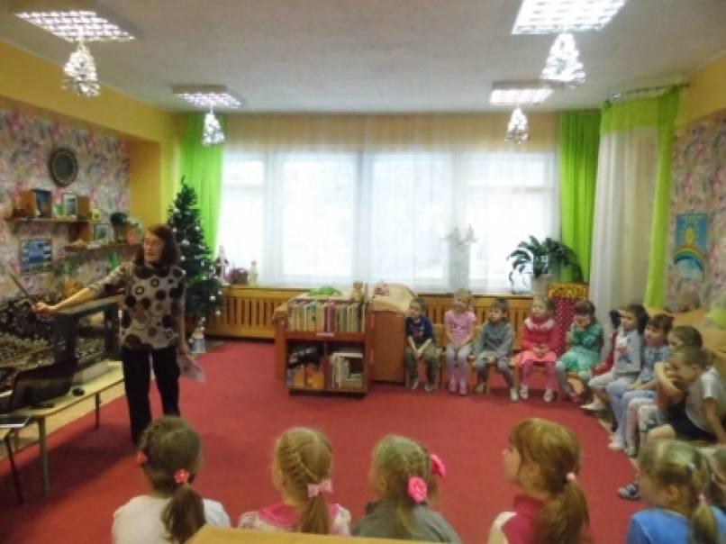 знакомство детей с профессией журналист