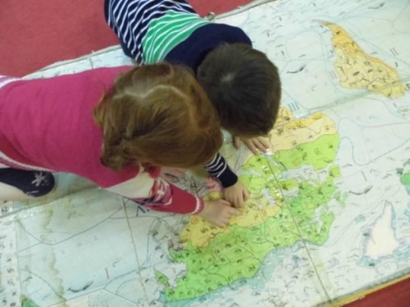«Одно из семи чудес России — озеро Байкал». Образовательное мероприятие для детей старшего дошкольного возраста