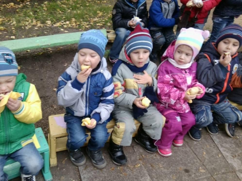 Осенний праздник «День картошки»