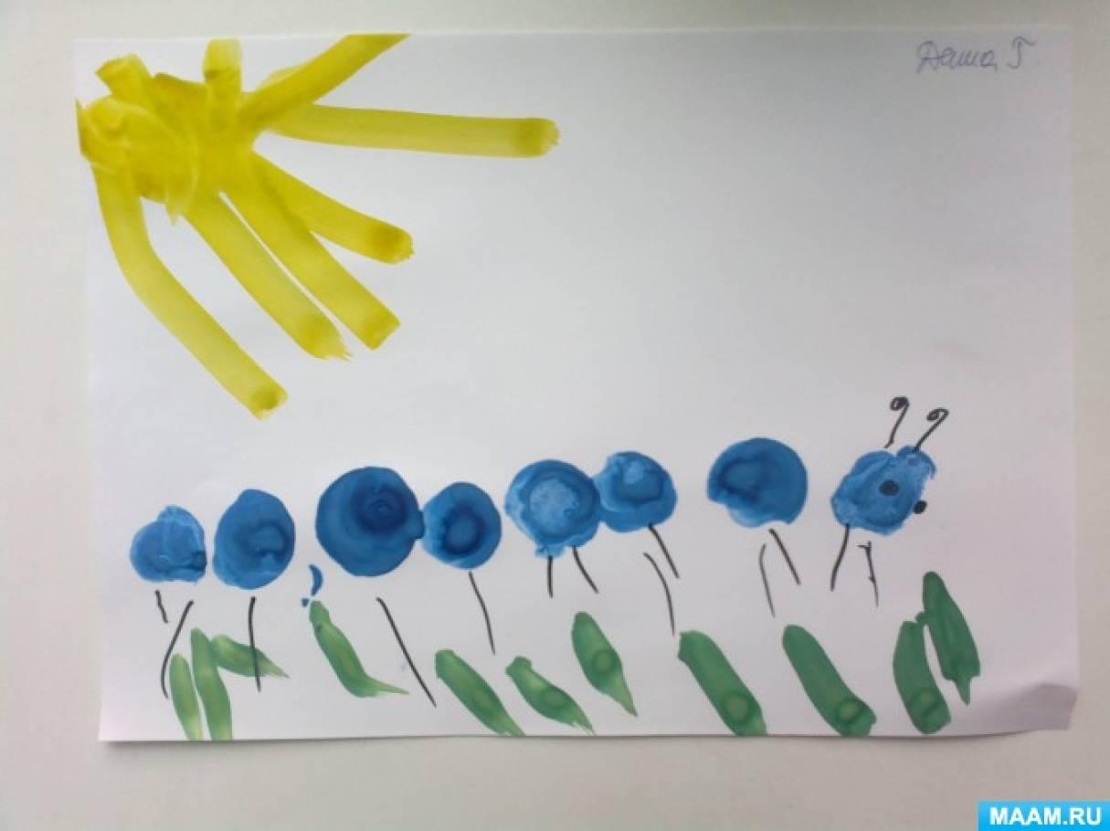 Реферат рисование в детском саду 735