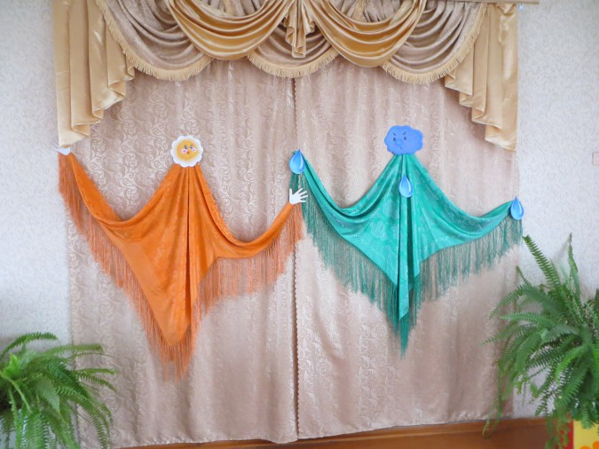 «Праздник русского платка». Фольклорный праздник для детей подготовительной группы