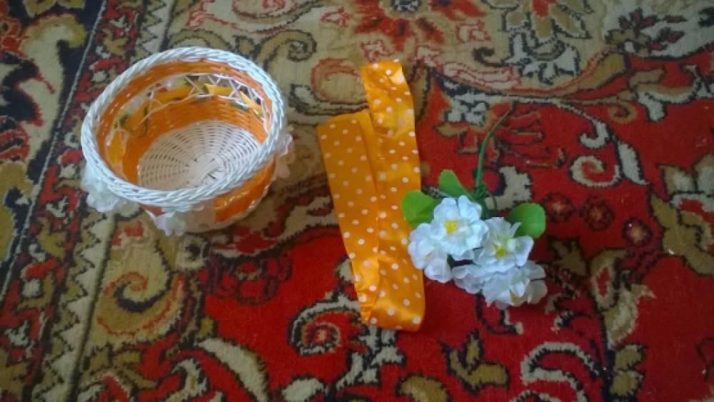 Как из вуали сделать цветы фото 175
