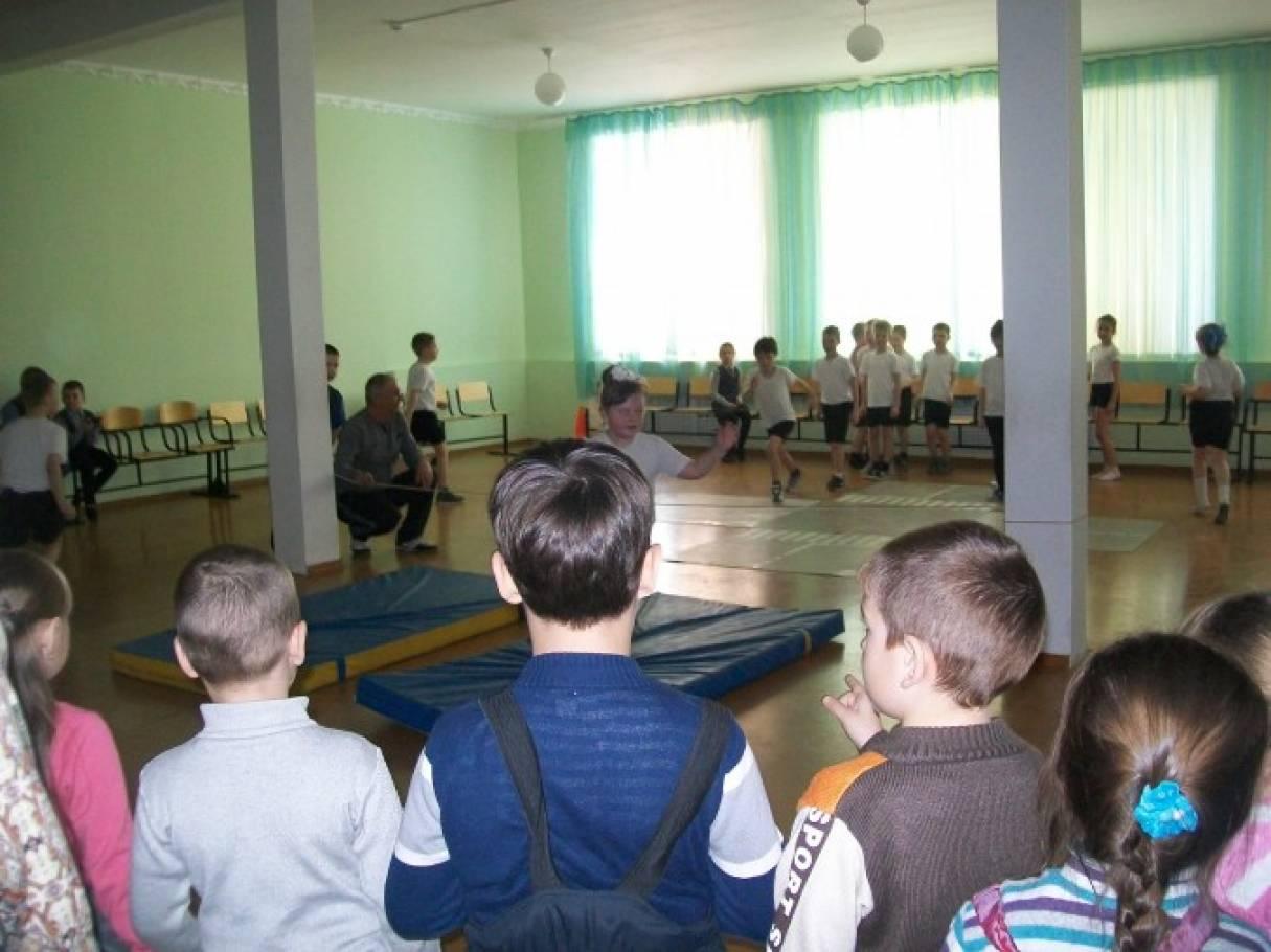 знакомство с музеем в школе