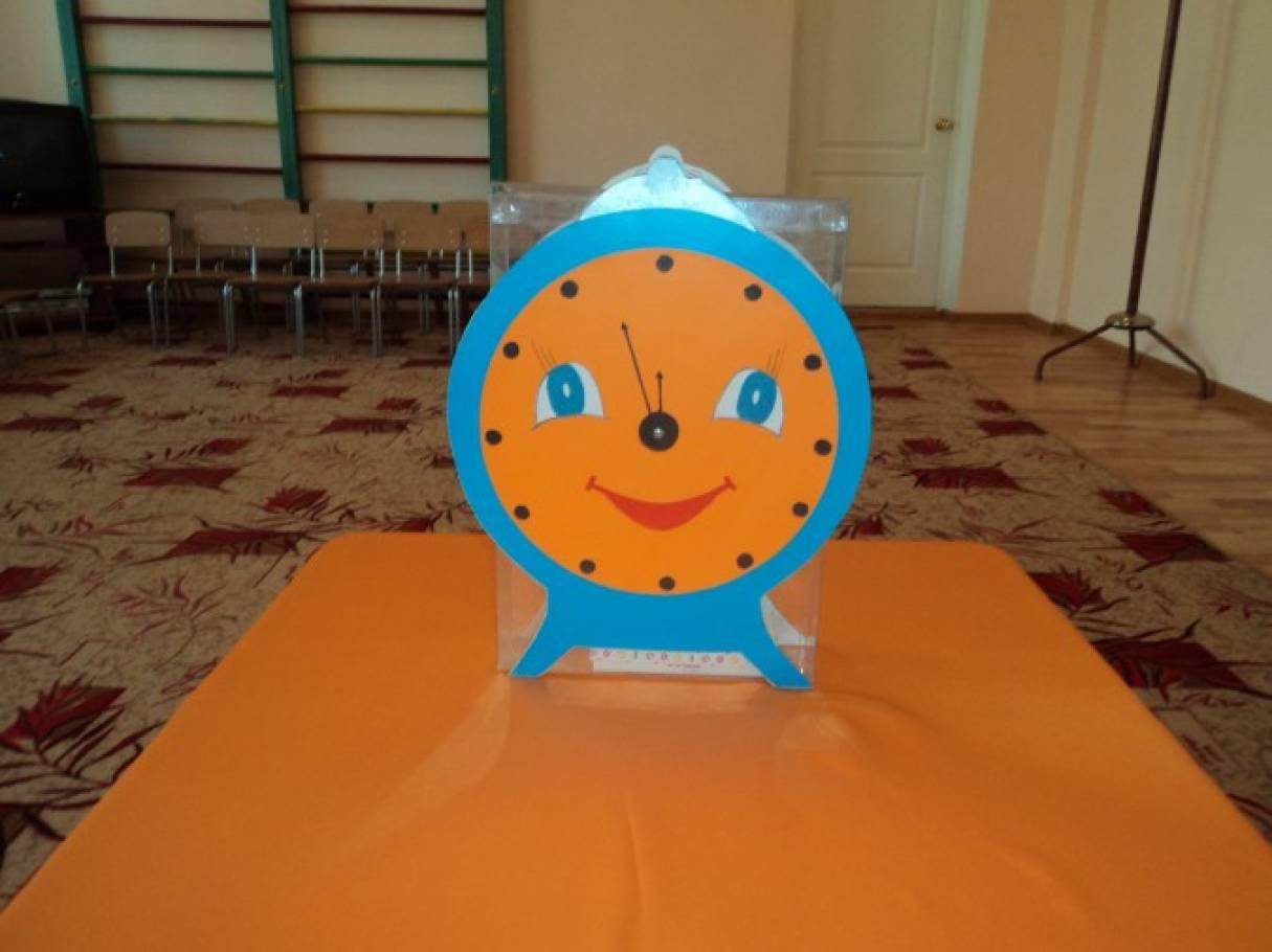 Музыкально-дидактическое пособие «Поющие часики» для детей старшего дошкольного возраста