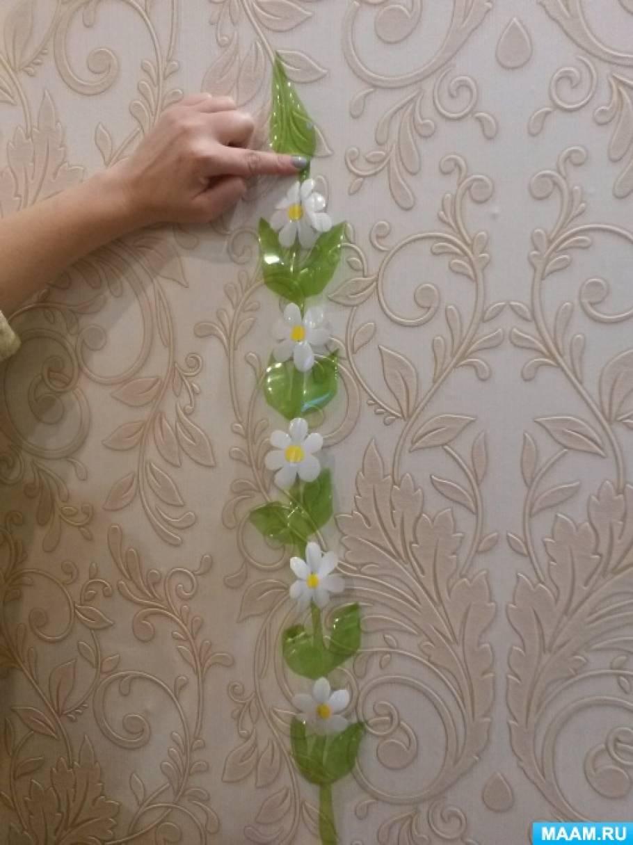 Гирлянда для летней веранды