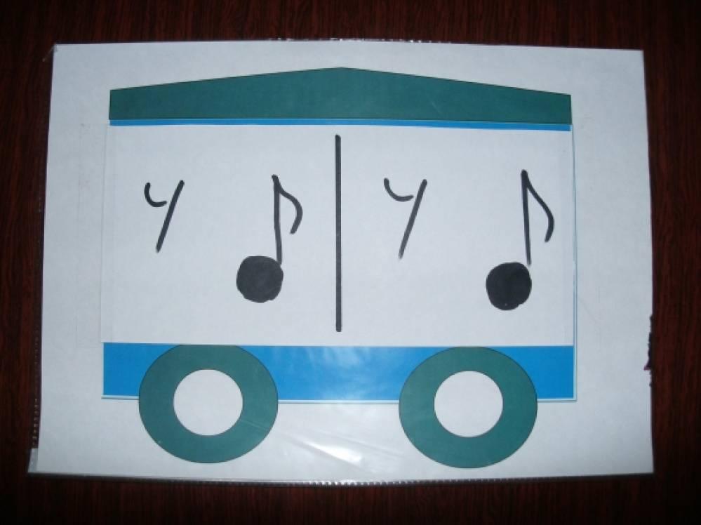 знакомство с нотной грамотой в детском саду