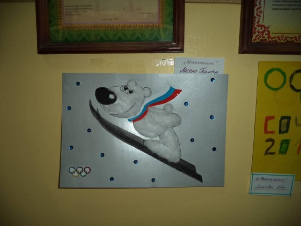 Олимпийские поделки. Фото, идеи и мастер-классы