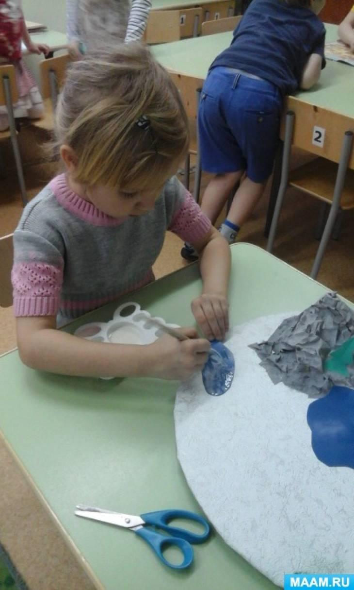 знакомство детей с животными южного урала