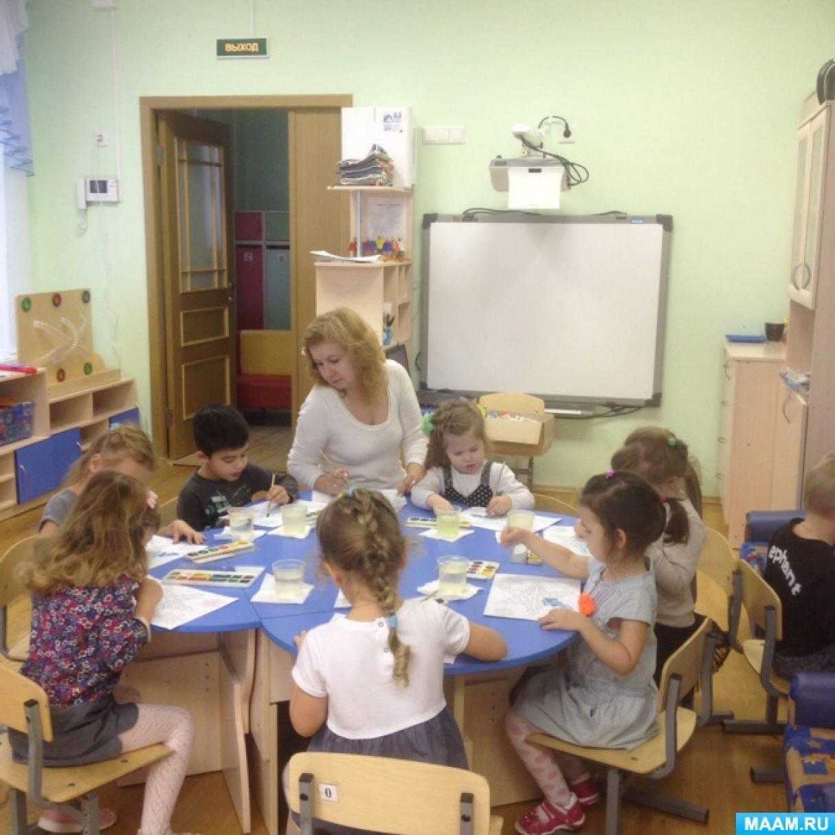 Фото отчёт к празднику День матери! в средней группе.