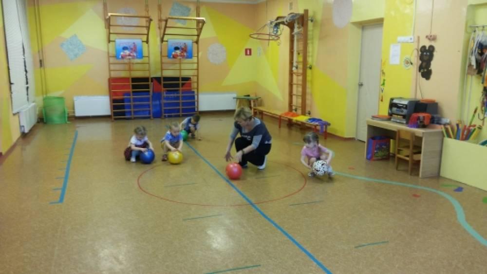 Консультативный центр в ДОУ. Занятие по взаимодействию родителей, педагогов и детей «Учимся, играя»