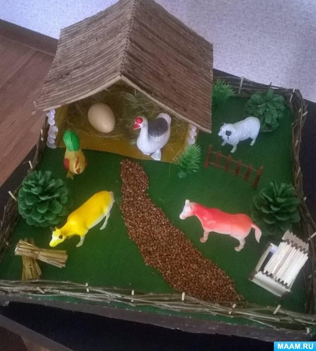 Ферма сделанная своими руками 76