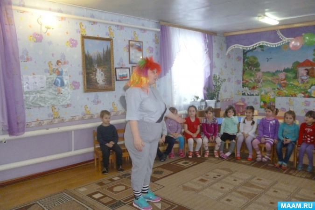Сценарий развлечения «Татьянин день» в МКДОУ «Народненском детском саду»