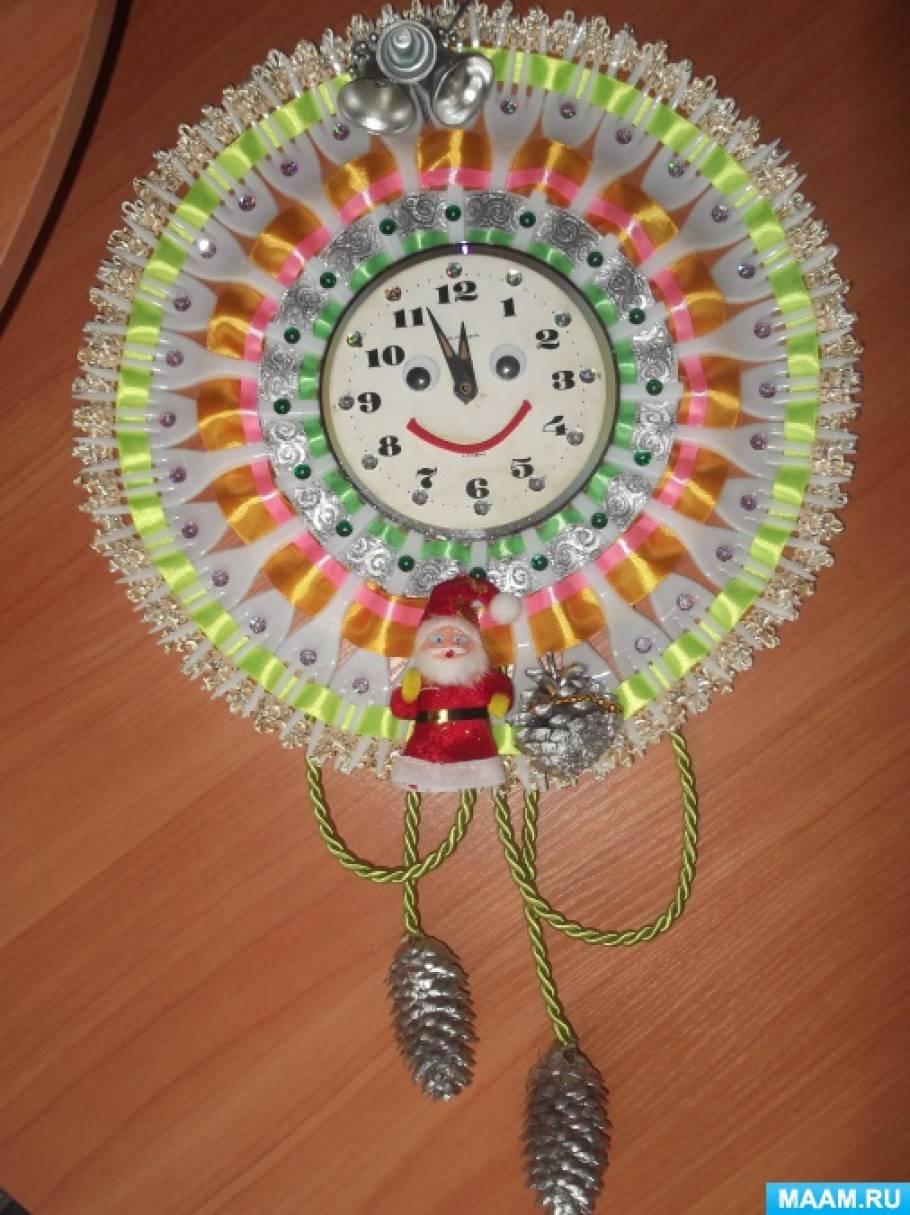 Как сделать волшебные часы 384