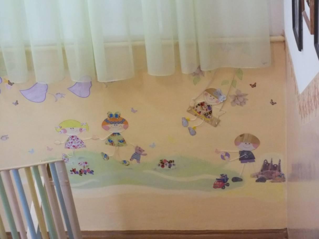 Оформление «Мой любимый детский сад»