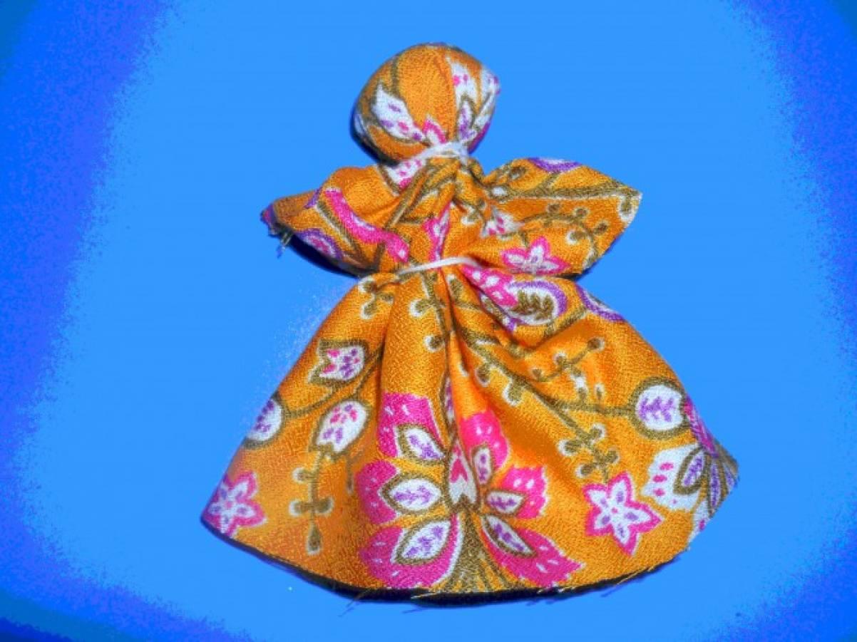 Что такое кукла отдарок-на подарок 265