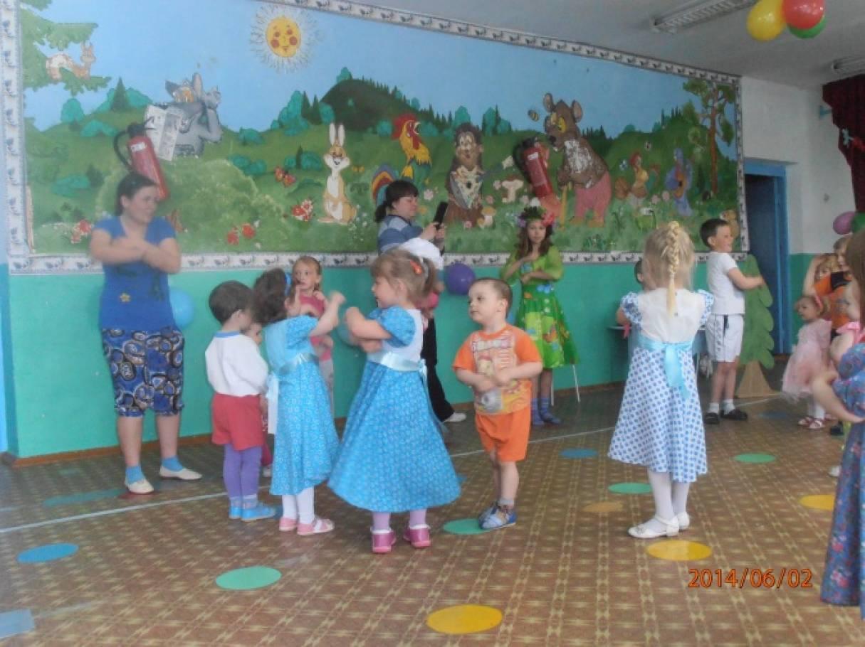 Детский сценарий летнего праздника 6-7лет организация детских праздников 8-я Северная линия