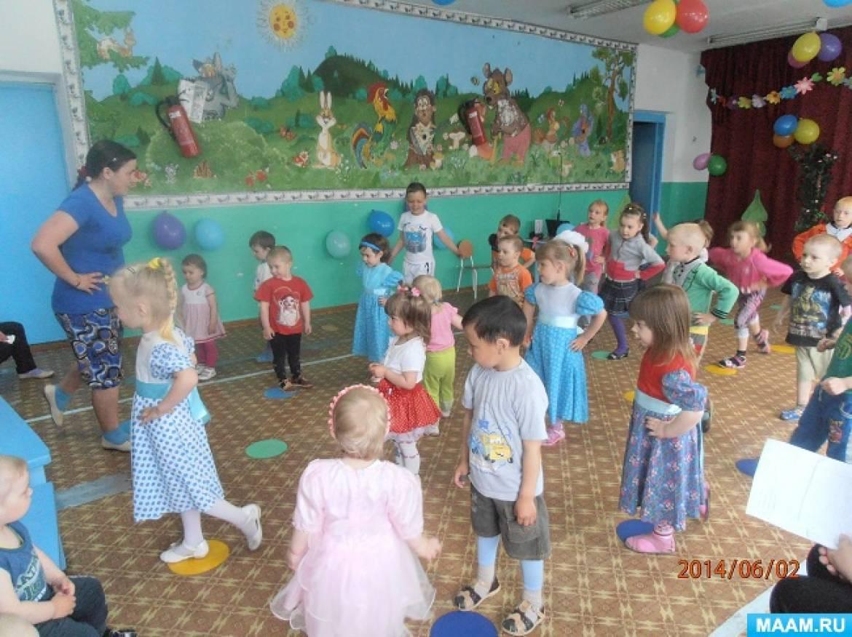 Программа физкультурно-оздоровительная работа с ослабленными детьми «Здоровье» часть 1